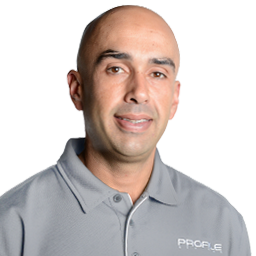 Marcello Paiva - Installation and Site Supervisor