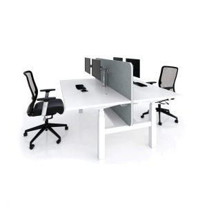 PS Lift – Square Leg Workstation